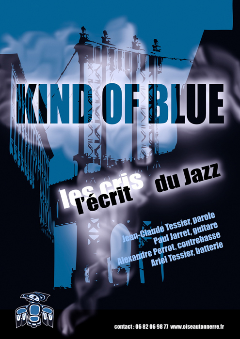 Affiche du spectacle Kind Of Blue